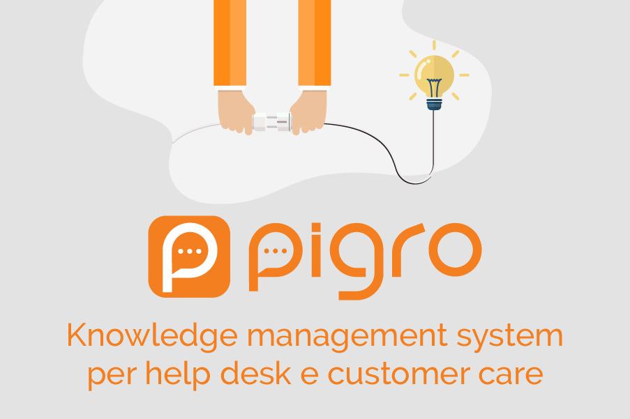 Pigro software